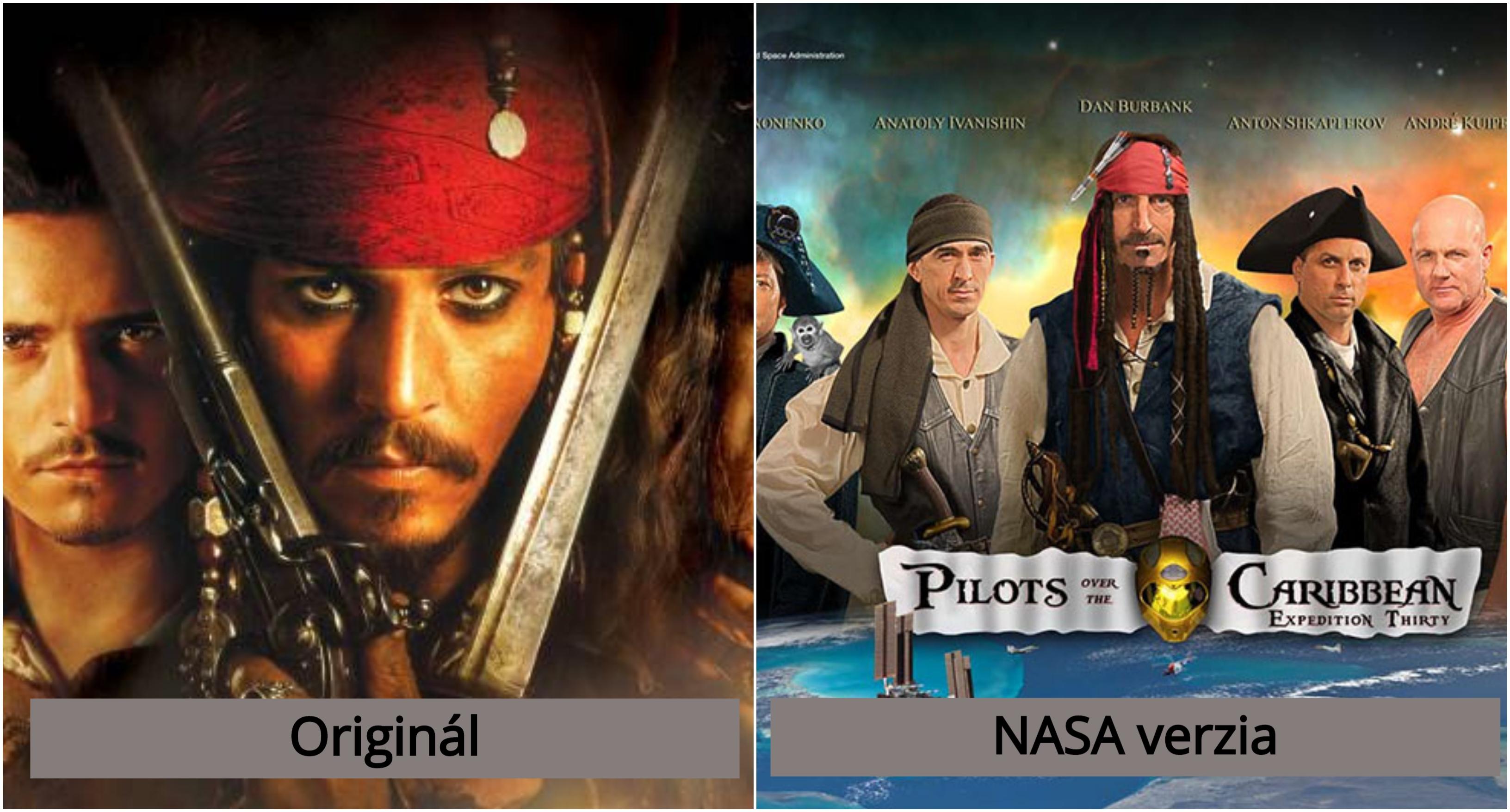 NASA tvorí plagáty