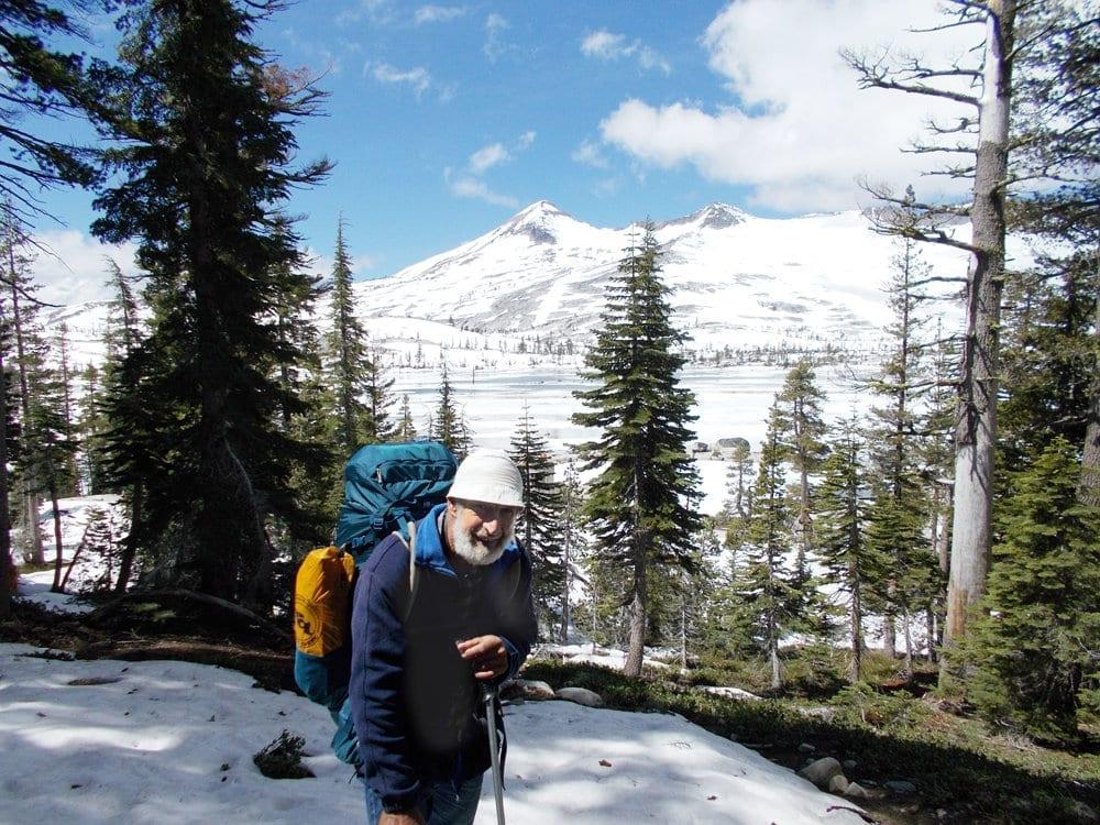 Vlado Chrapčiak je druhý Slovák, ktorý prešiel pešo z Mexika do Kanady