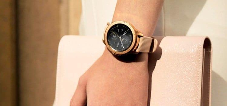 Inteligentné hodinky Smartwatch od Samsung majú, čo ponúknuť